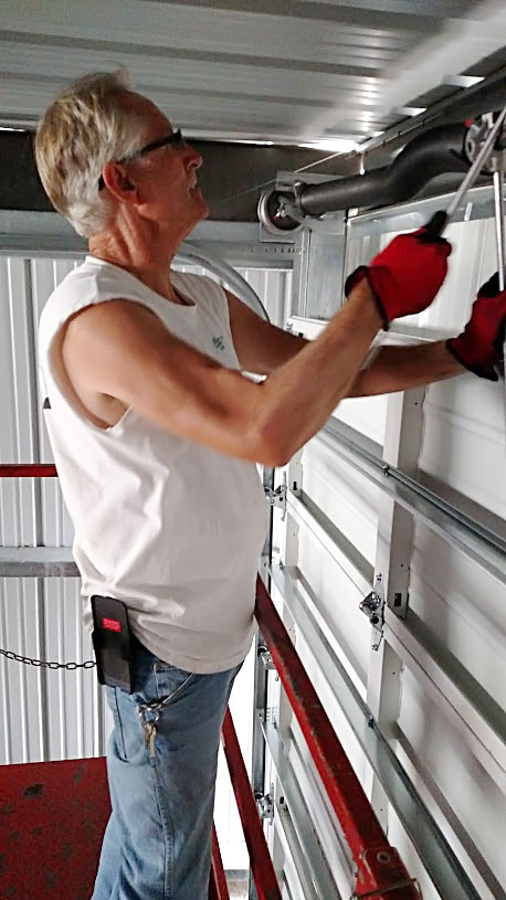 Garage Door Panels Rollers Hinges Repairs In Las Vegas